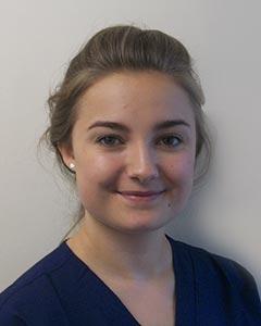 Gemma Gormley veterinary nurse